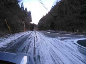 NCM_0103神楽女湖入口路面雪凍結2014.12.18