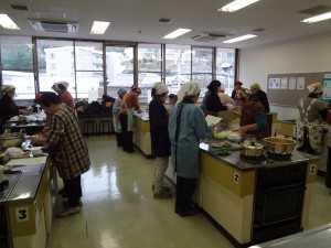 DSC00778料理教室・久恒さん南部地区公民館