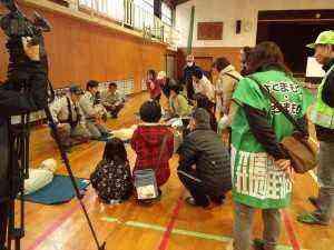 DSC06187鶴見小学校にて防災訓練2019-11-30 (46)