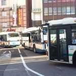 写真1稲毛駅ロータリー