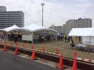 小松川スーパー堤防②