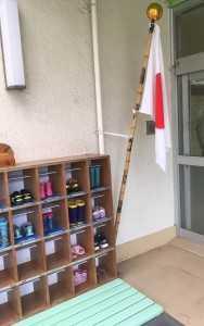小松川幼稚園入園式②