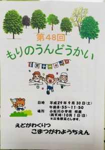 小松川幼稚園運動会②