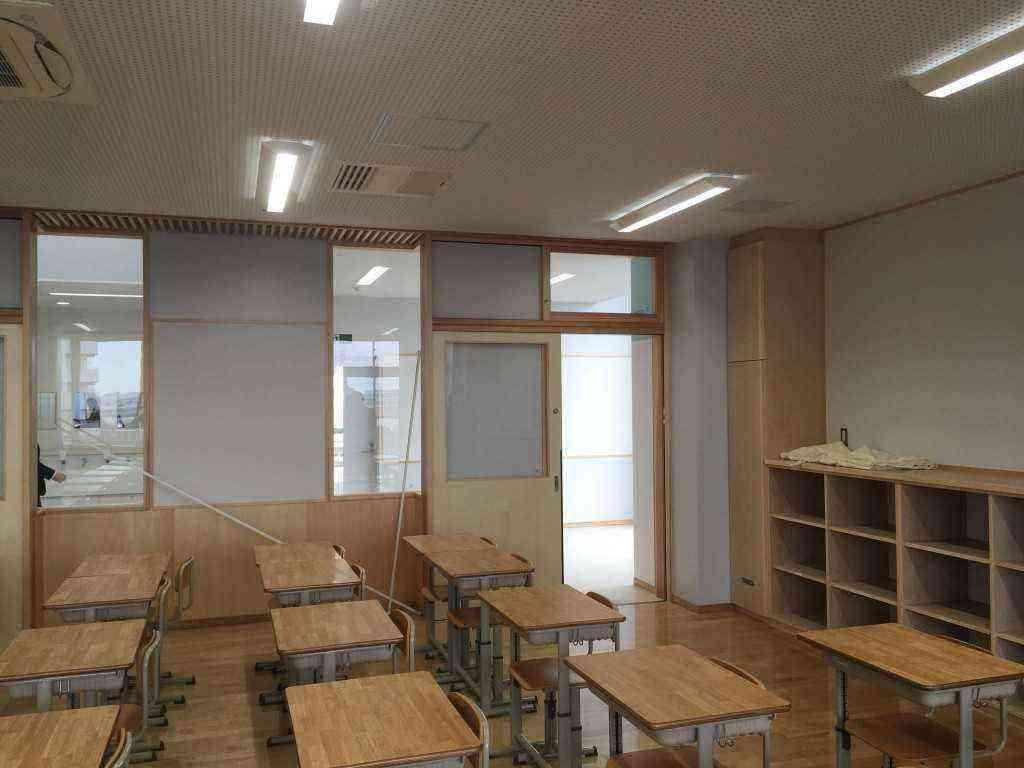 小松川2中新校舎⑥