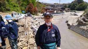 朝倉災害復旧支援ボランティア