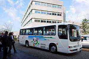 新生涯学習バス