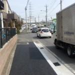 恩田町成瀬街道 (4)
