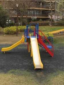 東中野公園遊具