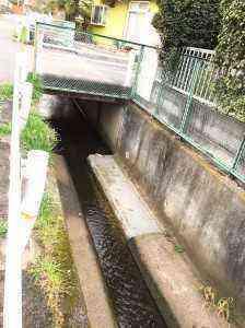 東中野水路