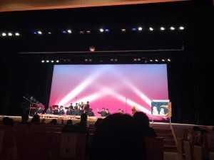 舞台のエンディング