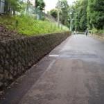 東萩山小付近雨水排水改良