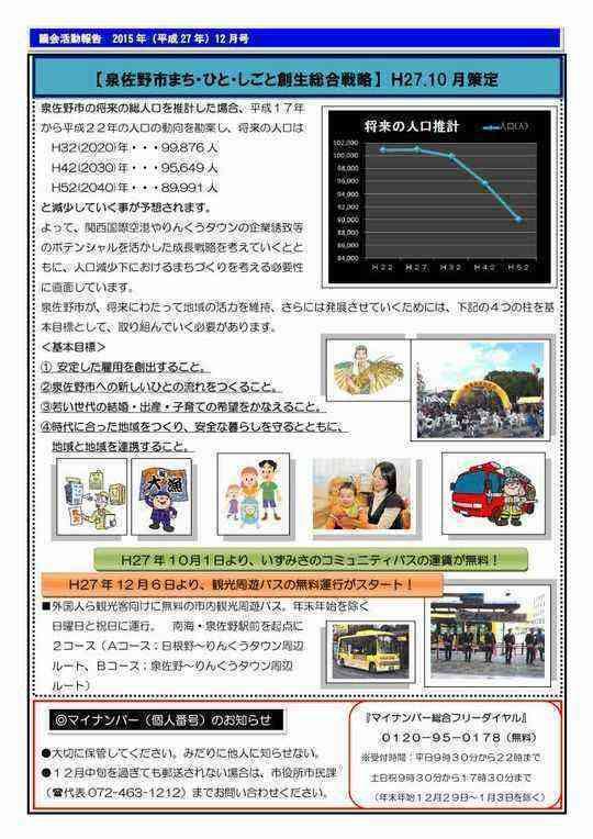 議会活動報告Y2015M12No2