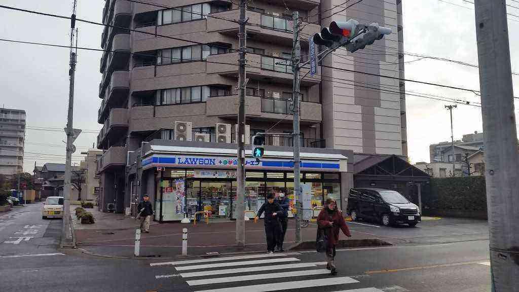 飯塚1丁目15環状線道り歩行者用新時間短縮