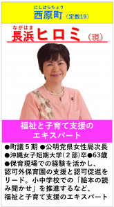 長浜ヒロミ 紹介