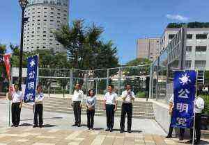 新浦安駅20160809