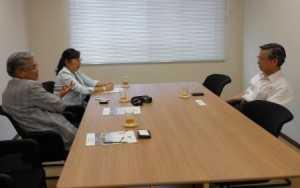 ナーシングホーム大樹の吉岡事務局長さんに話を伺いました!