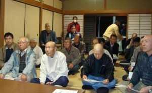 山陽小野田市での語る会。参加された方々から様々な声をいただきます!