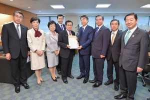2018.10.18 行政機関等における障害者雇用対策本部が緊急提言