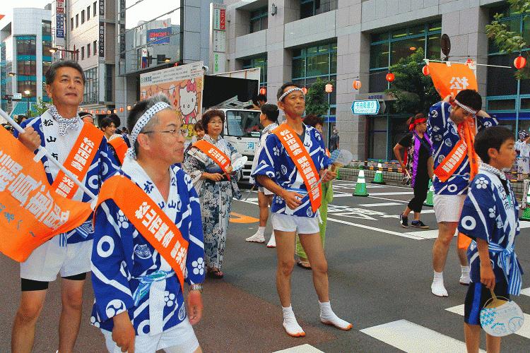 2015松山まつり②