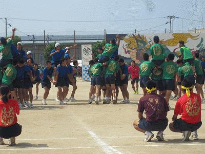 150904高運動会