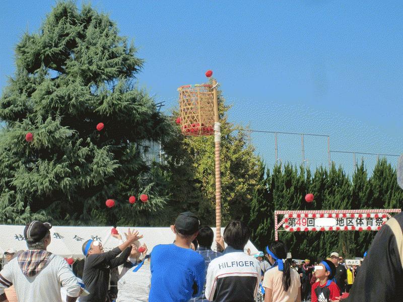 2015地区体育祭