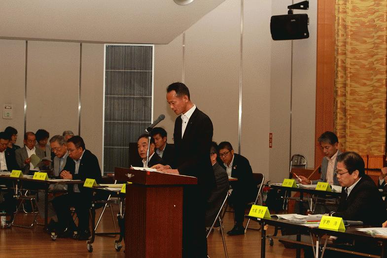 第1回議会報告会