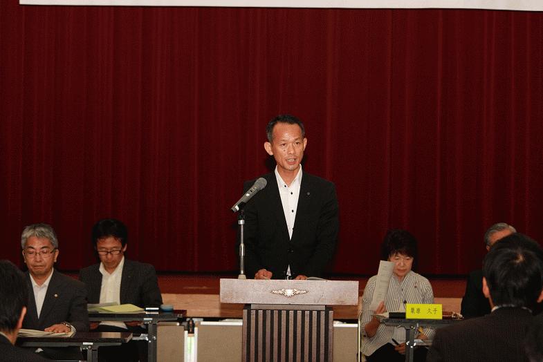 第1回議会報告会②