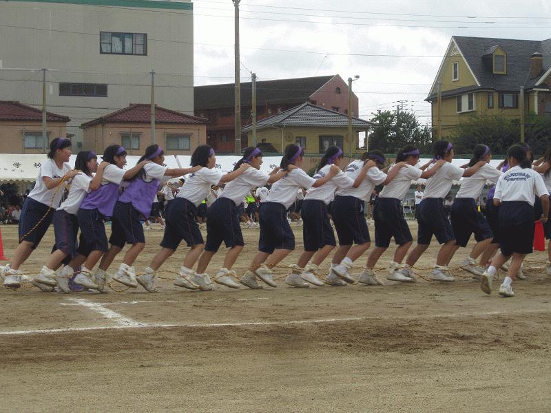 2016中体育祭④