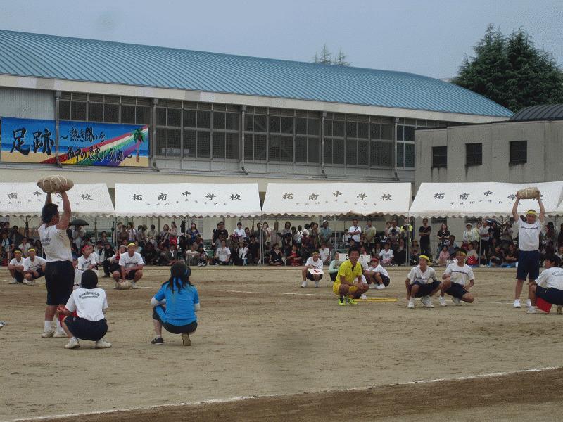 2016中体育祭③