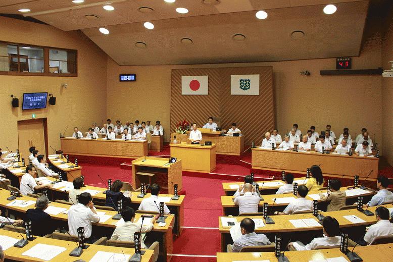 平成28年9月議会委員長報告