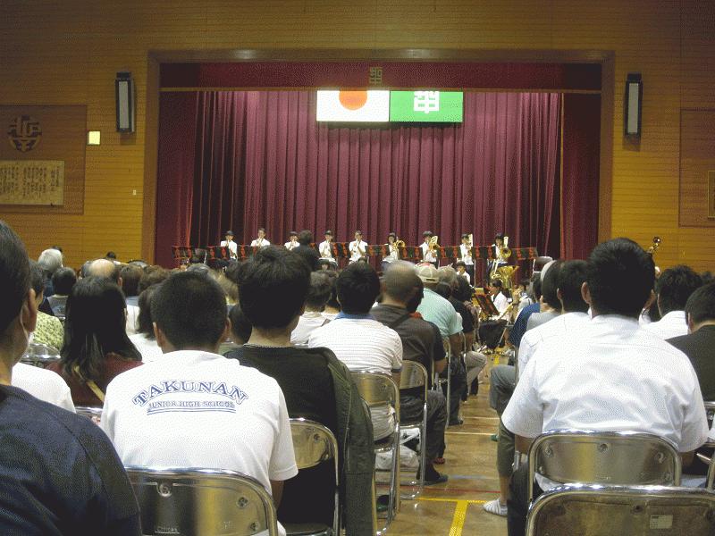 2016吹部演奏会