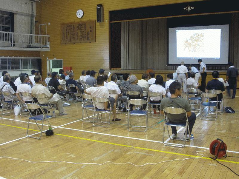 2016地区総合防災訓練