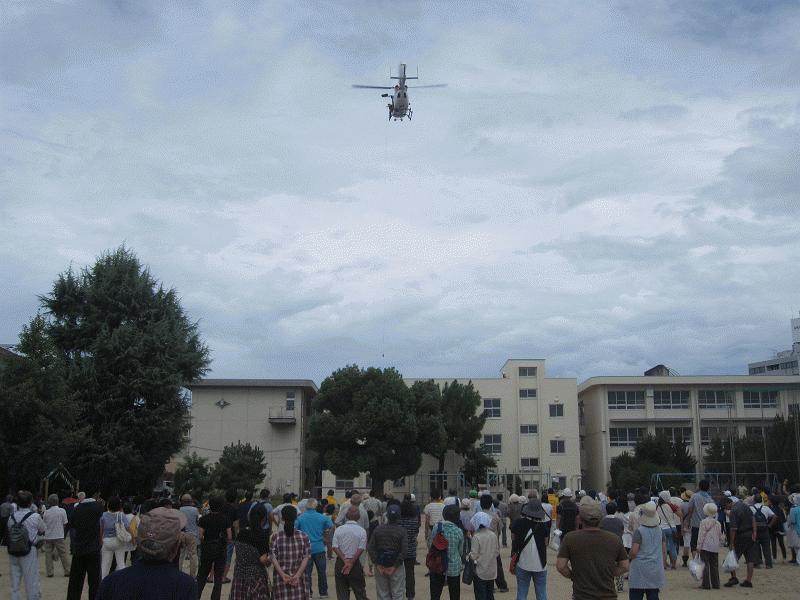 2016地区総合防災訓練⑦