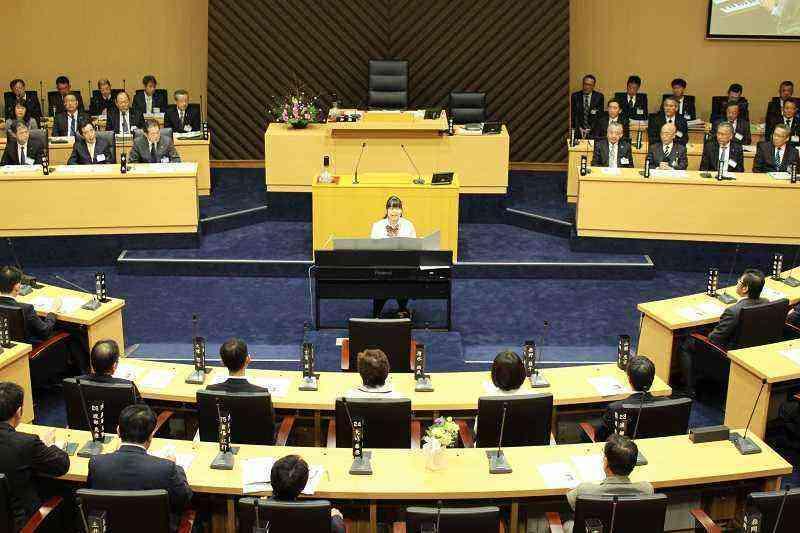171124議会開会前ミニイベント