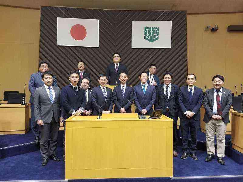 「全国若手市議会議員の会」松山研修会②