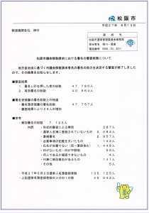 15.8.13リコール署名審査結果