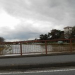旭橋から見た一宮川