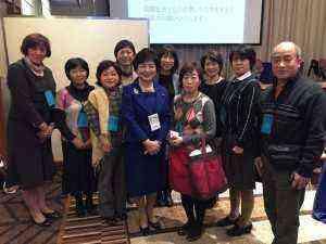 高木衆議院議員と三重県女性議員