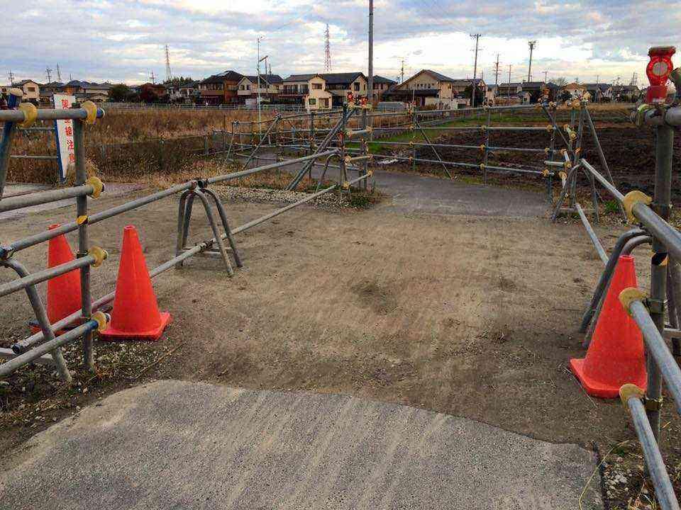 2015年12月12日千音寺区画整理での要望 5