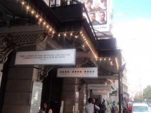 ロンドン市内の劇場