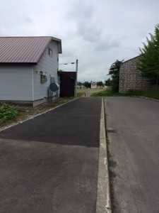 歩道舗装2