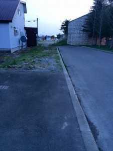 歩道舗装1