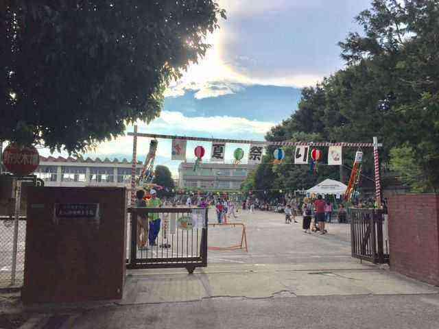 上石神井北小学校夏祭り : ブロ...