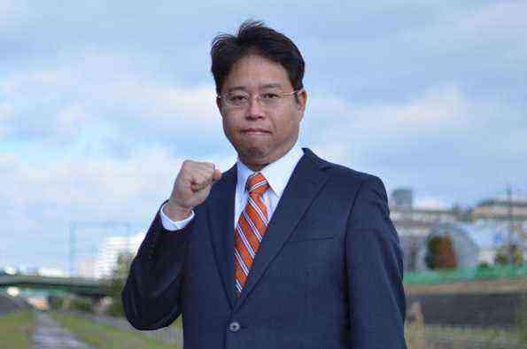 大阪府議会議員 中野 剛(つよし...