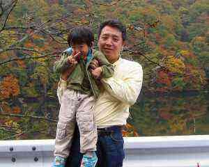 子どもと 2002.10-1