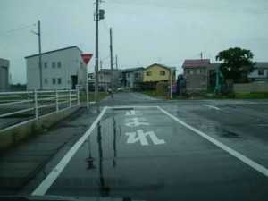 100626道路修繕(東本成寺)