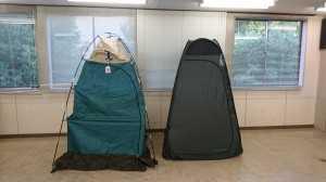 避難所テント (3)