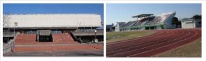 AGF鈴鹿体育館・陸上競技場