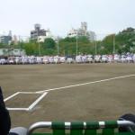 小学生女子チーム野球大会