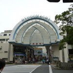 高松丸亀町商店街アーケード